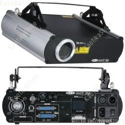 Showtec Galactic RGB720 Laser 720mW Rosso/Verde/Blu, ILDA & DMX