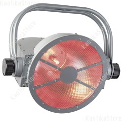 Showtec 43320 VINTAGE BLAZE '33 HPL + RGB LED Luci flood colorate RETRO STYLE design creativo fari palcoscenico scenografia