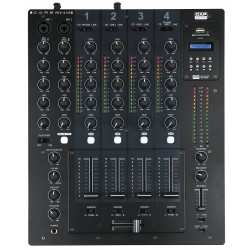 Dap Audio Core Mix-4 USB Mixer per DJ a 4 canali con interfaccia USB 8717748290700 professional Registratore MP3 su USB / SD
