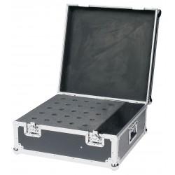 D7358B Dap Audio Flightcase per trasporto di 25 microfoni valigetta porta palmare Pro Case for 25 mics ean 8717748039736