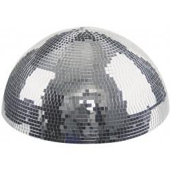 60402 Showtec semi sfera specchiata 40cm incluso motore specchi vetro mezza palla vetrini 8717748018656 effetto discoteca