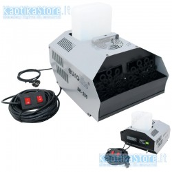 Eurolite BH-200 Bubble machine macchina per la produzione bolle di sapone per feste e party