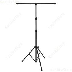 EUROLITE 59006986 A2 Steel lighting stand stand palo treppiede supporto luci carico massimo 14 kg altezza max 260cm