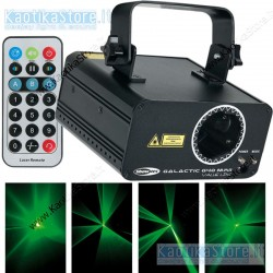 Showtec Laser Galactic G40 MKII Value line
