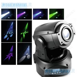 Testa Mobile EUROLITE LED TMH-60 COB 30w DMX moving head