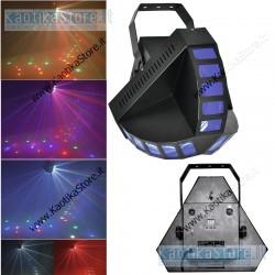 Eurolite TSR-400 LED DMX RGBAW 5x3W