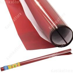 94001060 Gelatina ROSSO PRIMARIO 61x50cm colore per fari PAR filtri colorati foglio colorato ean 4026397157369 fari PAR-64 faro
