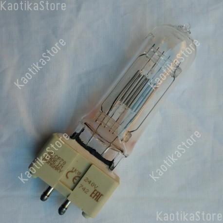 GE CP70 FVA 240v/1000W GX-9.5 200h lampada ricambio