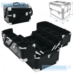 Flight Case professionale scomparti interni trasporto attrezzi