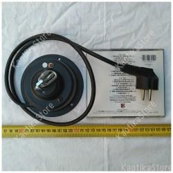 50301300 Eurolite motore per sfera specchi fino 40 cm diametro motorino palla specchiata ean 4026397285468