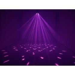51918616 Eurolite FE-700 Flower effect RGBWAP effetto luce discoteca dj feste 4026397547290