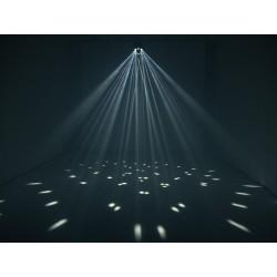 Eurolite FE-700 Flower effect RGBWAP effetto luce discoteca dj feste 4026397547290