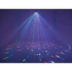 51918616 Eurolite FE-700 Flower effect RGBWAP effetto luce discoteca dj feste ean 4026397547290