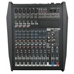 Dap Audio GIG-1000CFX 12 Channel live mixer incl. dynamics DSP and 1000W Amplifier ean 8717748366870