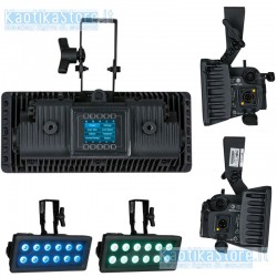 Showtec Infinity iW-715 RGBW Wash zoom manuale beam wash testa mobile LED