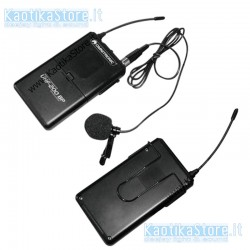 OMNITRONIC UHF-200 UHF-200 BP Bodypack 823.100 MHz