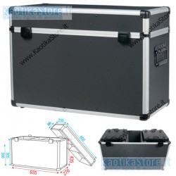 Dap Audio Flightcase per trasporto Phantom 25/50 testa mobile