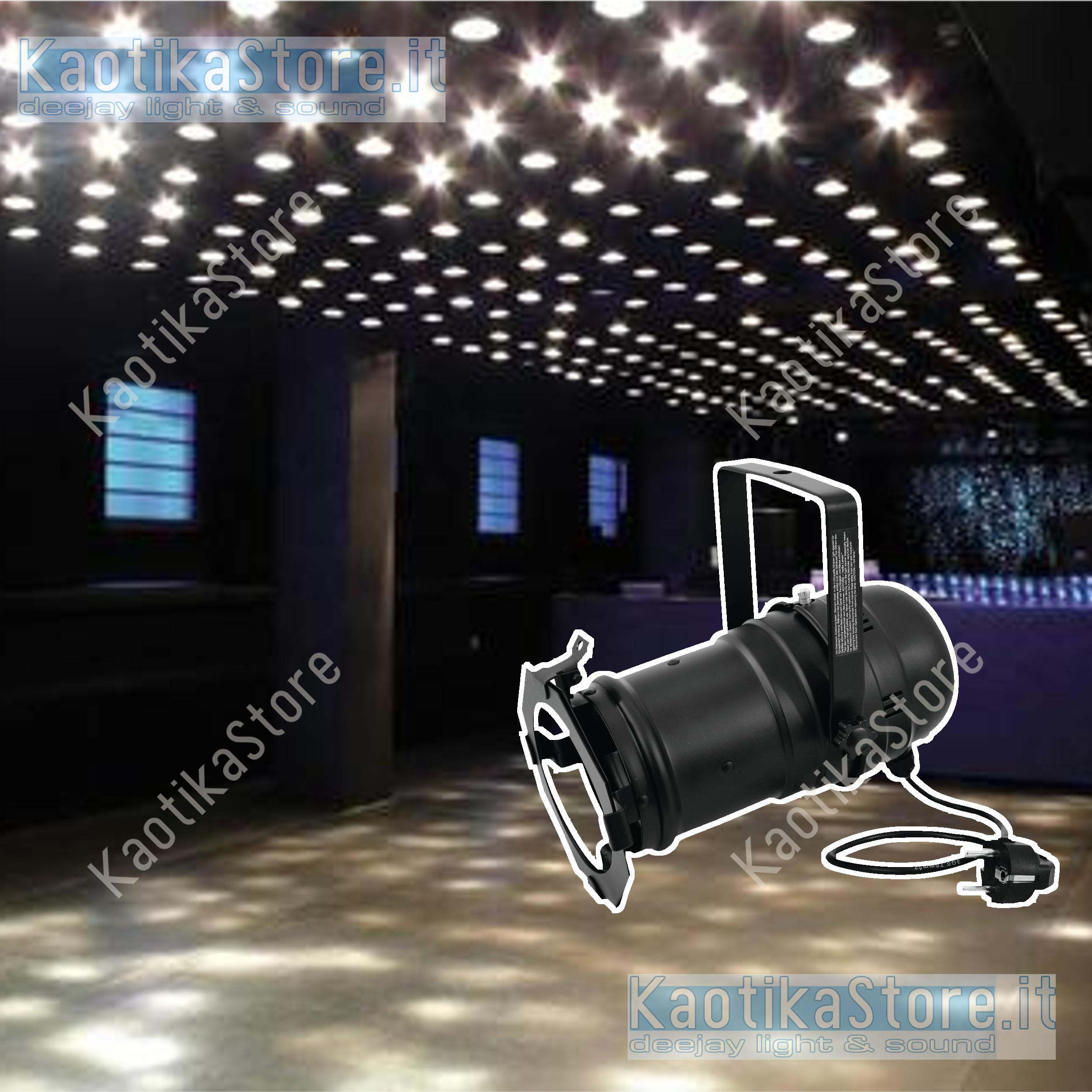 Faretto par30 e27 arredamento vetrine negozio casa luci for Negozio con costi di alloggio